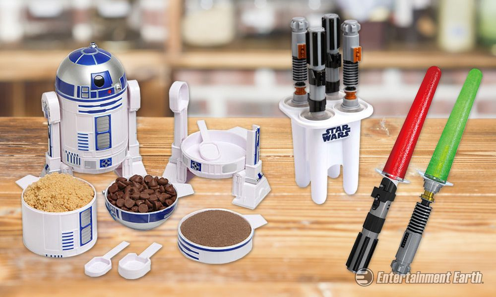 Make Sweet Treats With These Star Wars Kitchen Gadgets From Think
