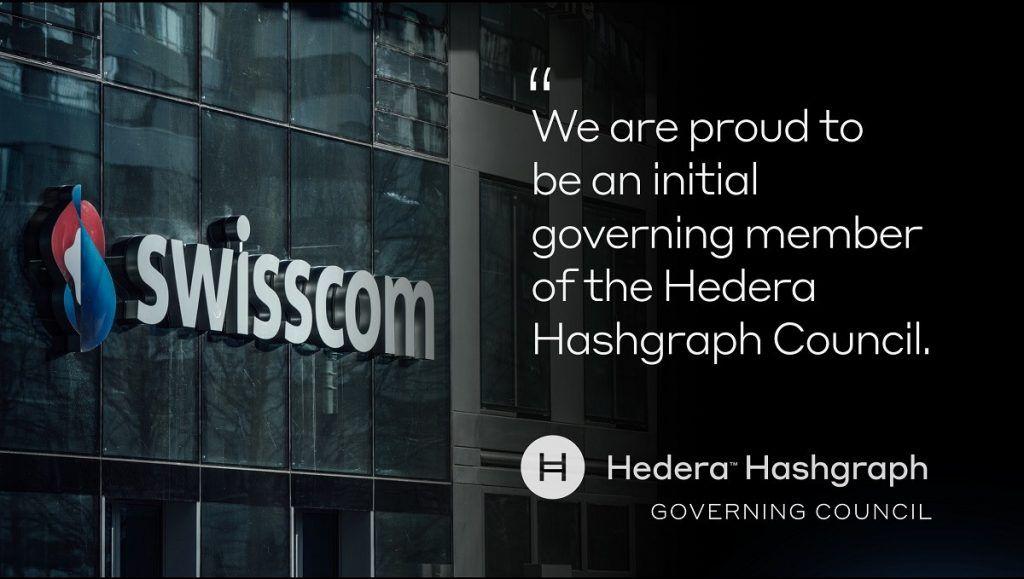 Hedera Hashgraph names Deutsche Telekom Deutsche telekom