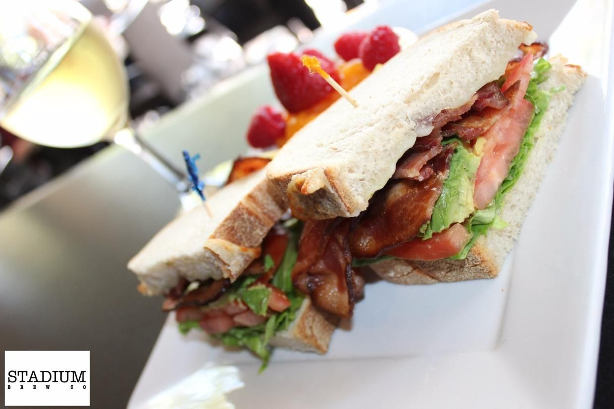 Looking for a new spot for Lunch? Try our BLT, a SBC