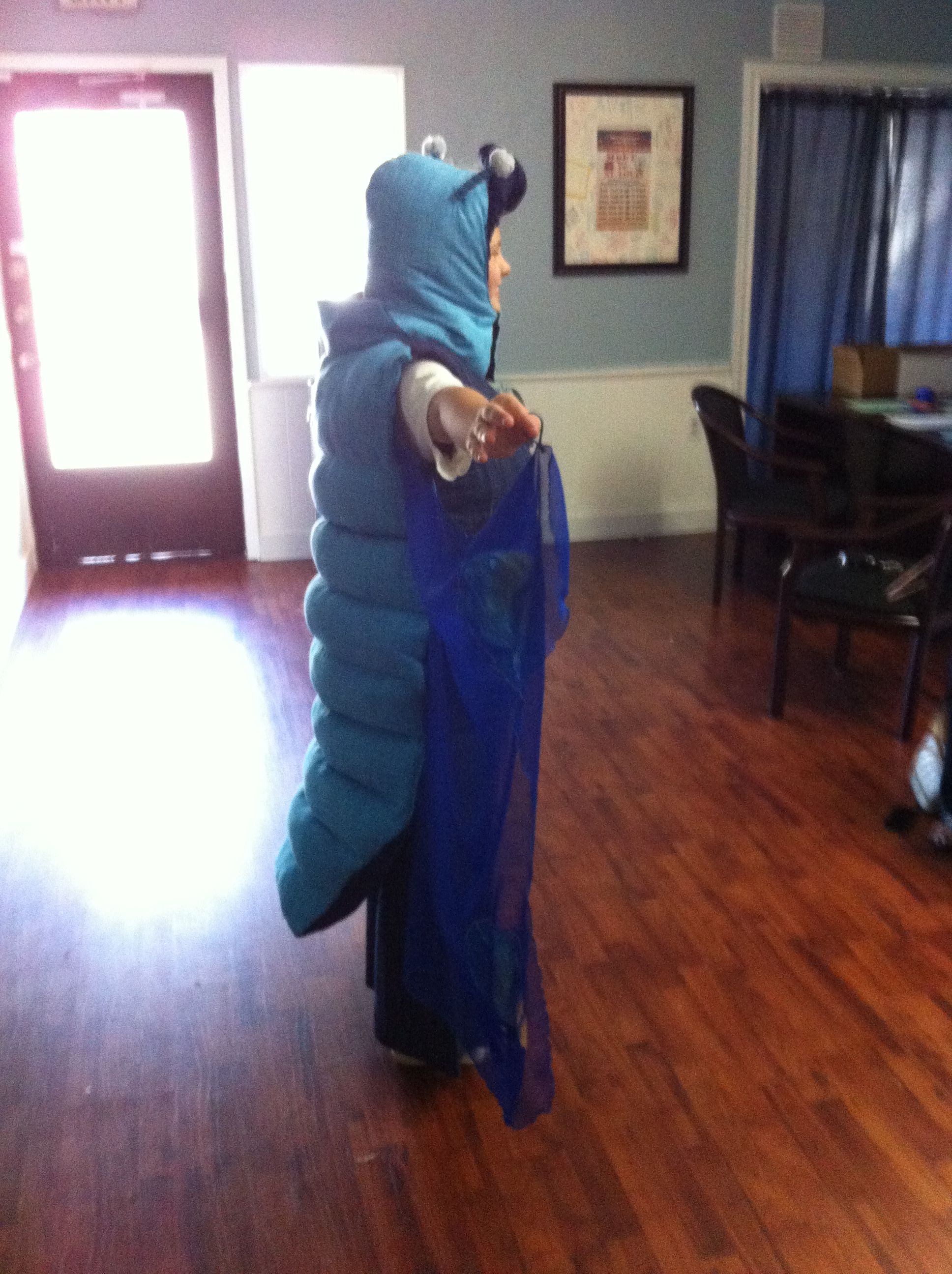 Caterpillarbutterfly From Alice In Wonderland My Costume Work In