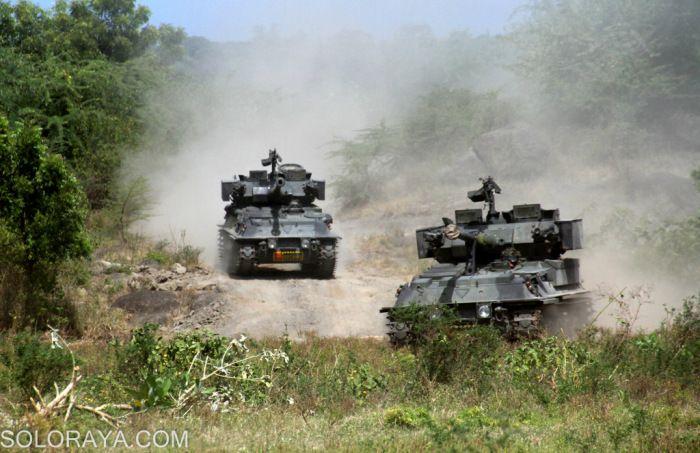 Pertahanan Dan Keamanan Layaknya Adegan Film Action Operasi Mobilisasi Udara Tni Film Pertahanan Gambar