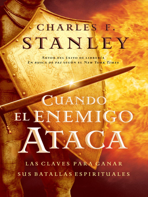 Cuando El Enemigo Ataca Ebook Charles Stanley Enemy Book Worth Reading