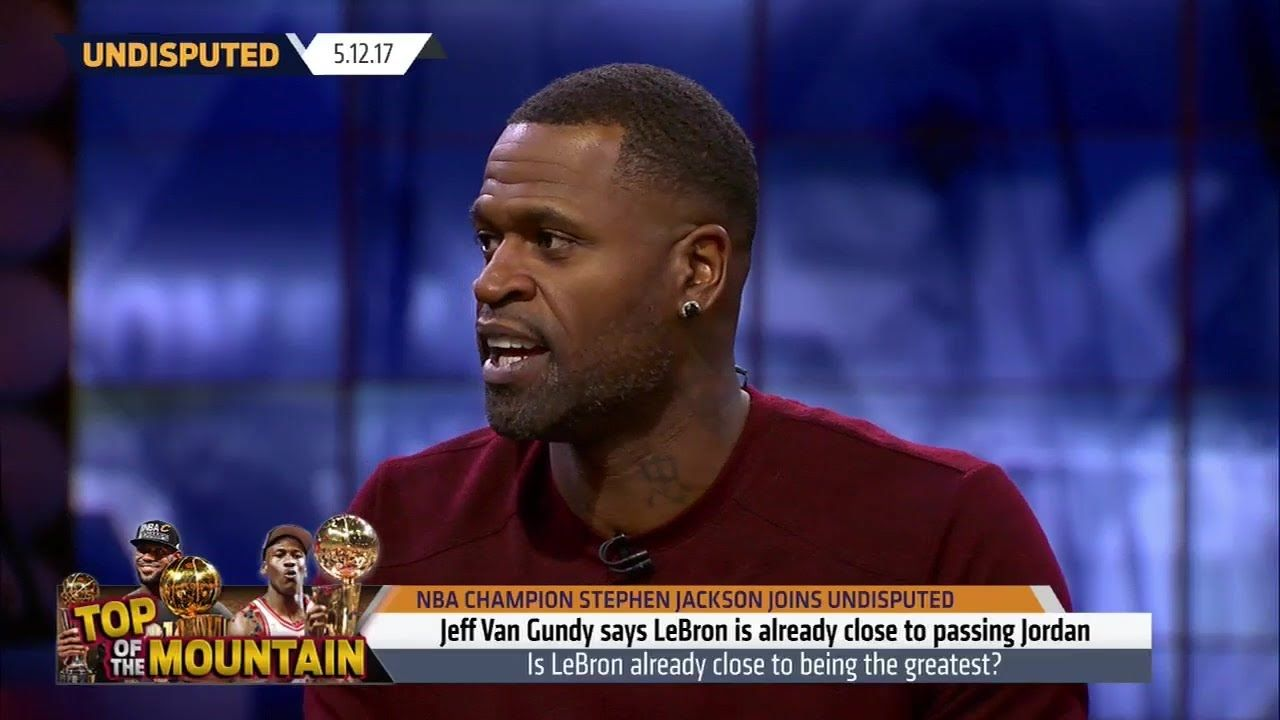 Lebron james continues to state case that gregg popovich is the best coach ever foxsports com - Stephen Jackson I Would Take Kobe Bryant Over Lebron James Undisputed