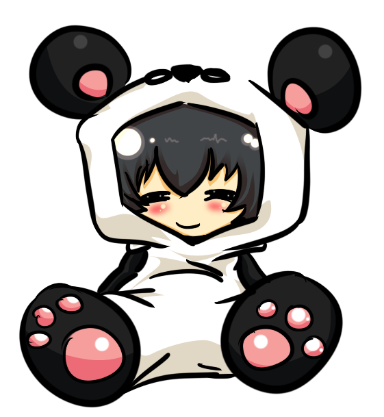 Panda chibi by Styks666 on deviantART Fanart anime