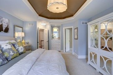 Country Club Project Remodel - transitional - Bedroom - Minneapolis - Great Neighborhood Homes