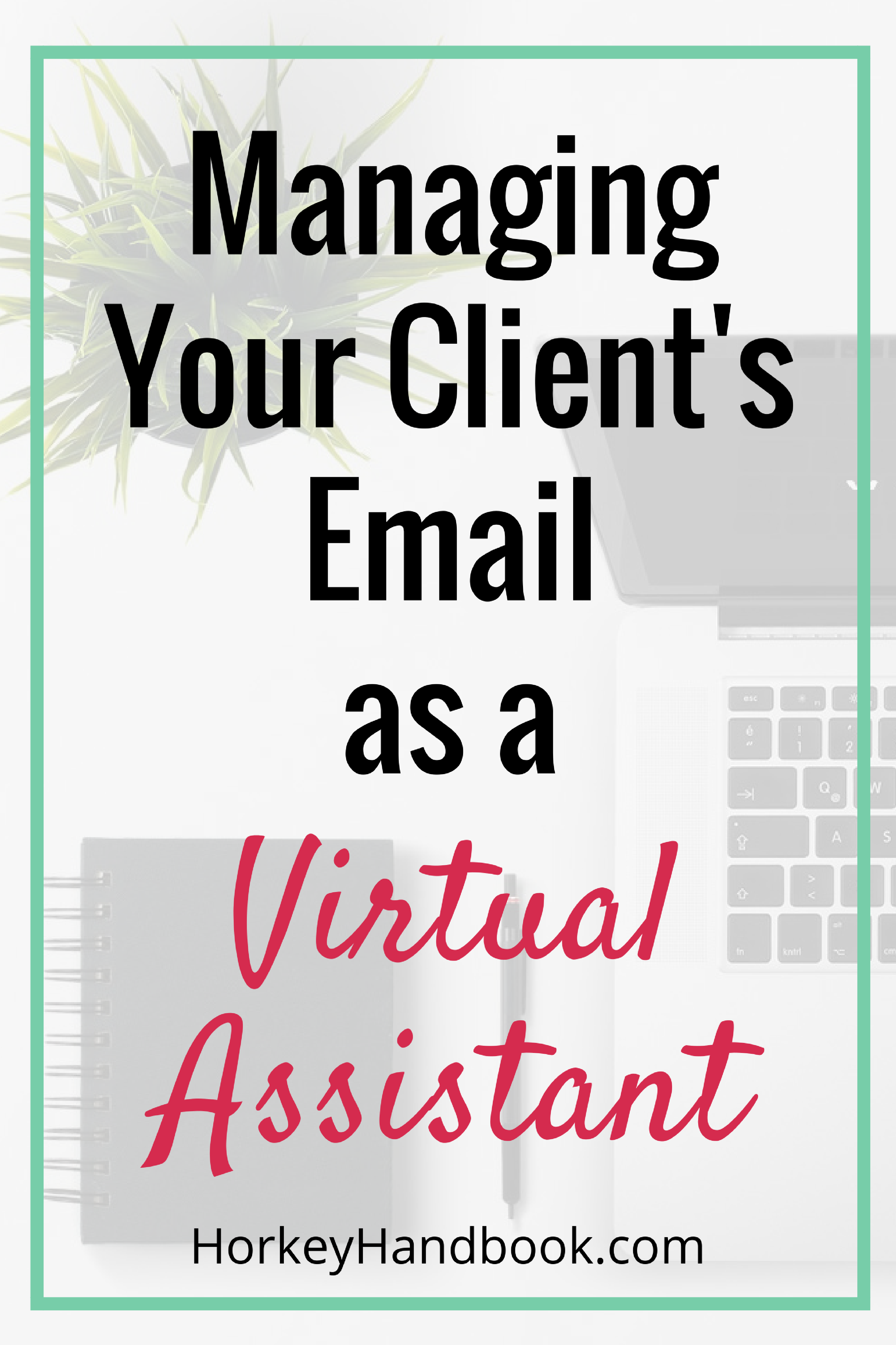 Offering email management will help you get started as a