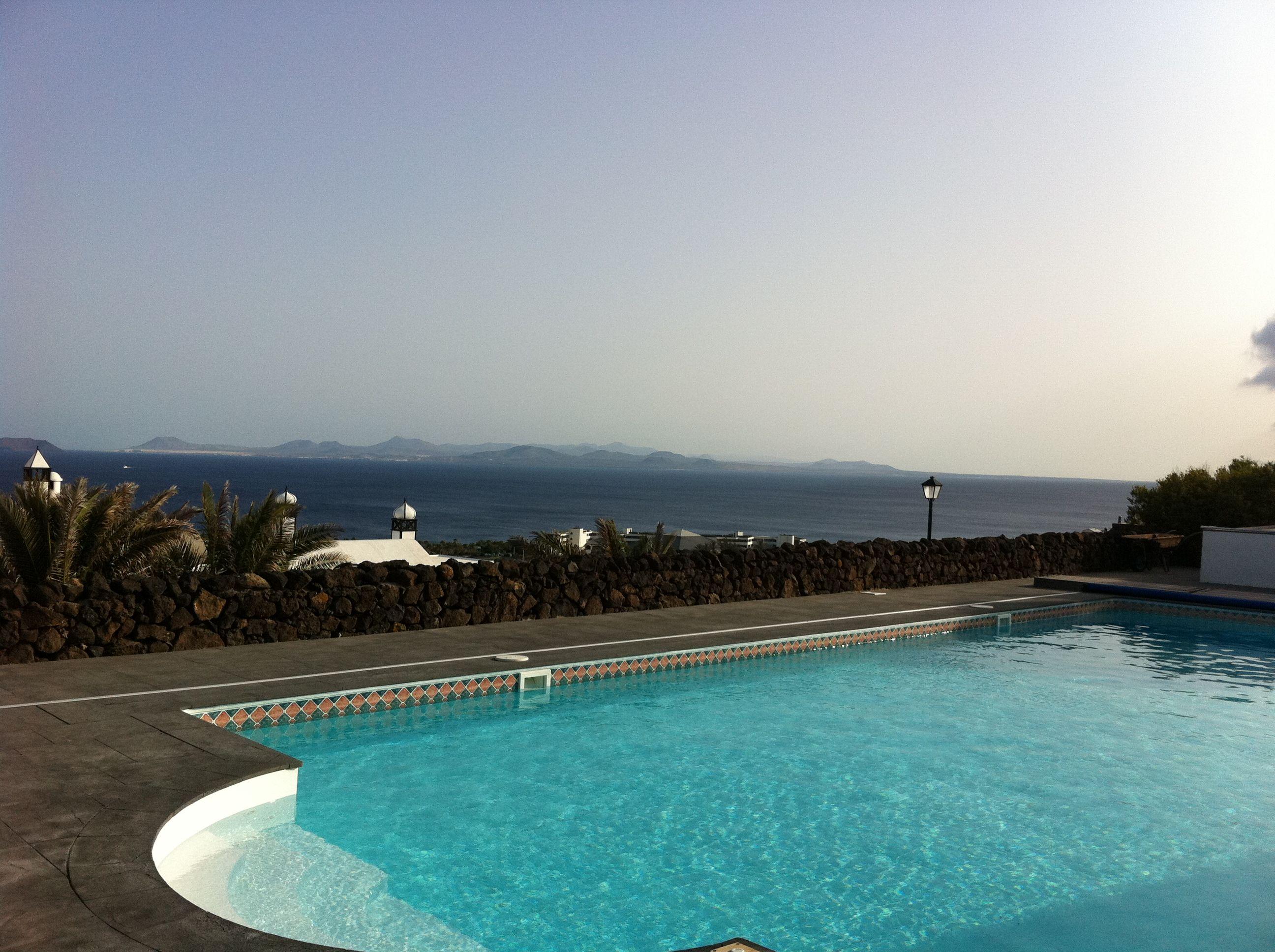 Villa at Lanzarote