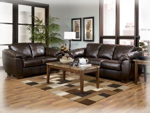 Dunkelbraunes Mobel Wohnzimmer Wenge Braunessofa Couch