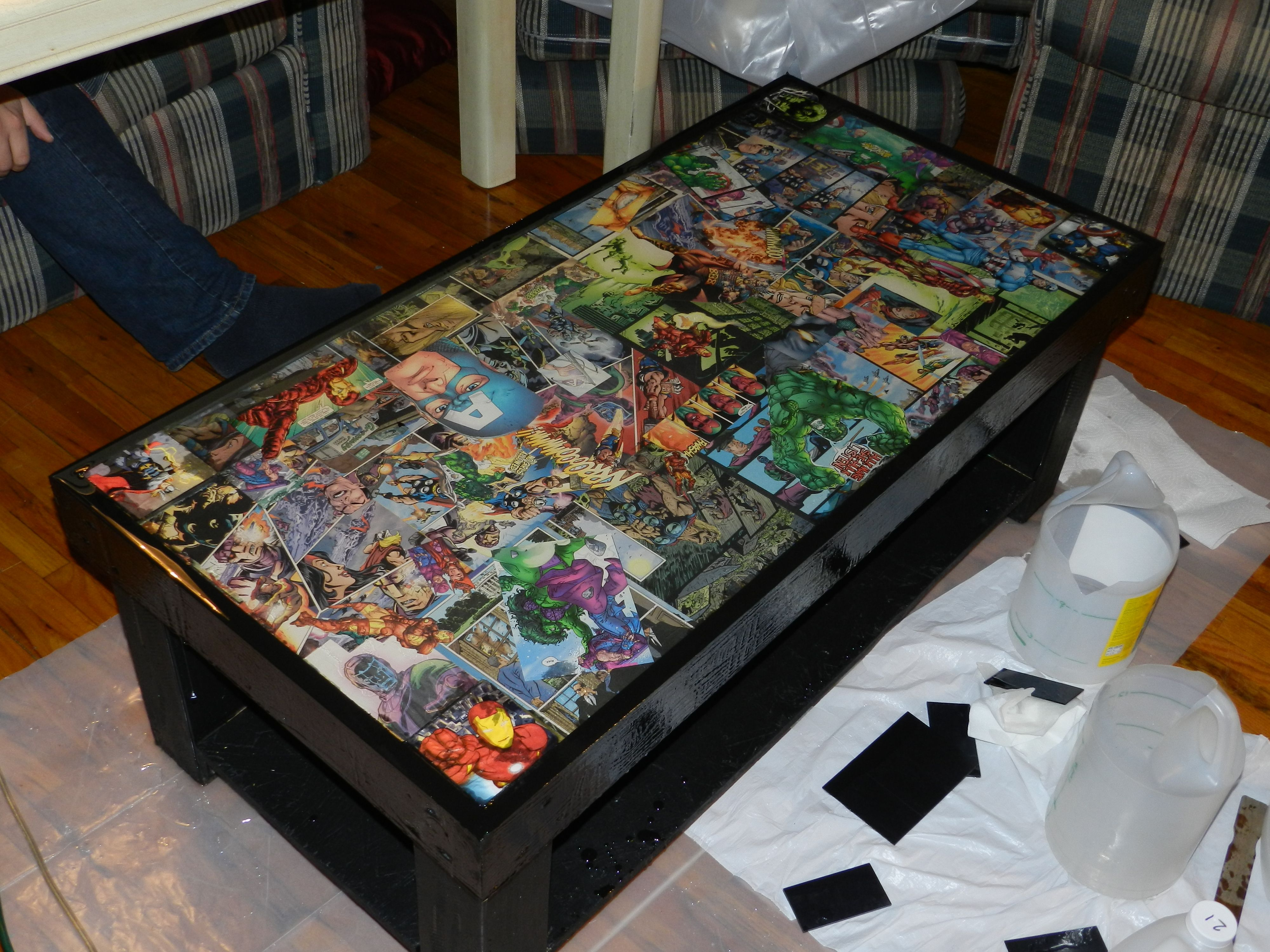 45+ Craft table top ideas info