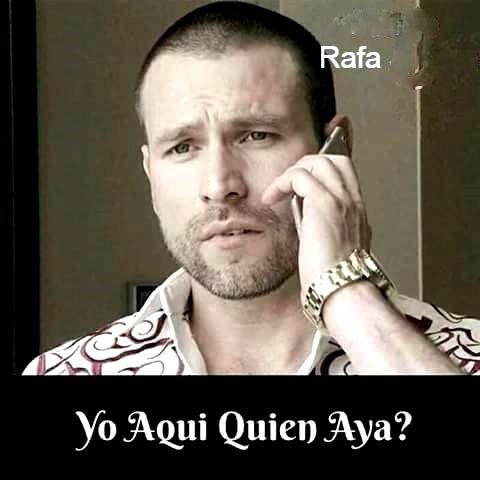 Guapo Rafael Amaya