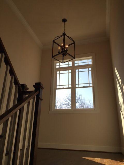 Modern craftsman light fixtures. Kristina Bianchetta - 571-388-3138 - www.SoldontheSilverLine.com #Arlington #luxury #homes #realestate #newbuilds