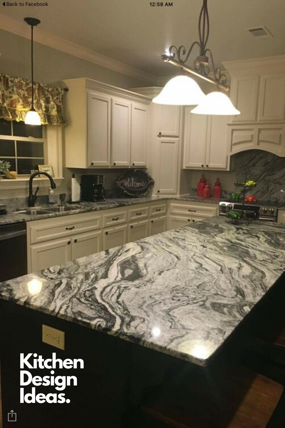 Cozy Black And White Kitchen 5 Exciting Models In Decor White