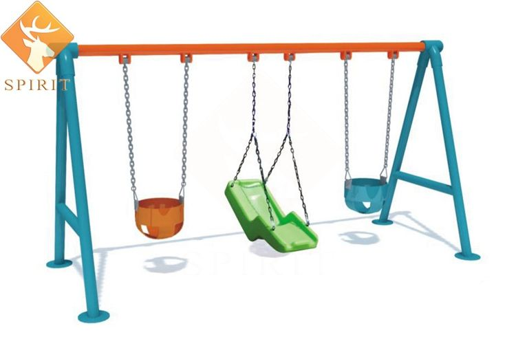 China Small Preschool Swing Sets Kids For New Zealand View Outdoor Swing Garden Swing Patio Swing Outdoor Slide Spirit Pl Swing Set Outdoor Swing Patio Swing