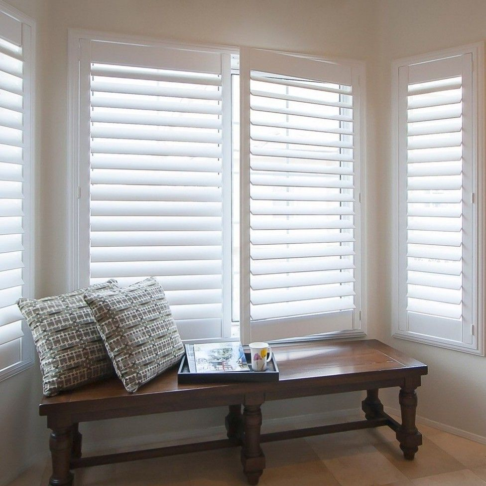 Veneta Composite Wood Shutter In 2020 Wood Shutters Home Decorators Collection Indoor Shutters