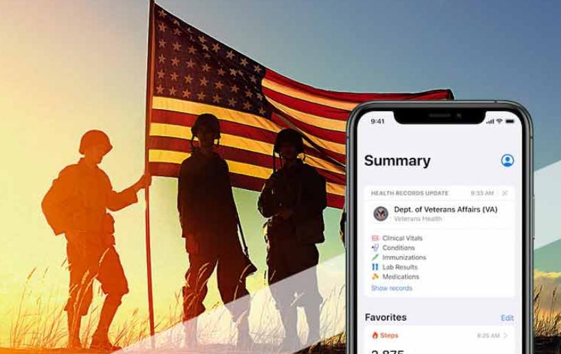 Veterans Using VA Can Access All Medical Records Through