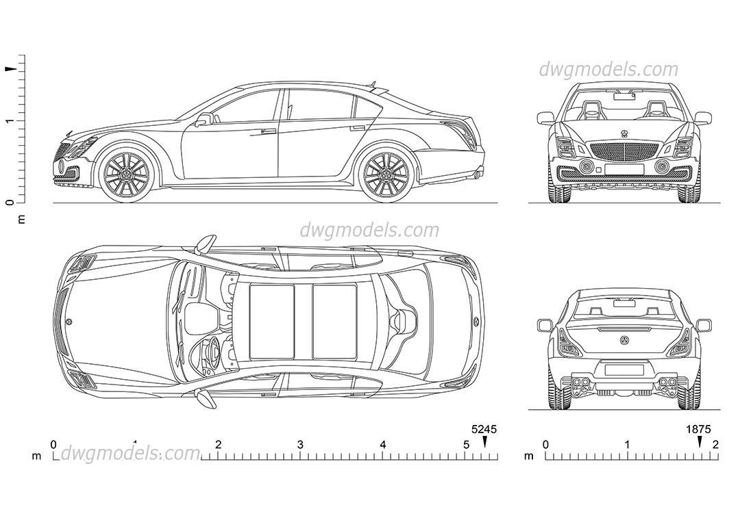 Aston Martin Db4 Blueprint Poster by Mark Rogan auto tervek