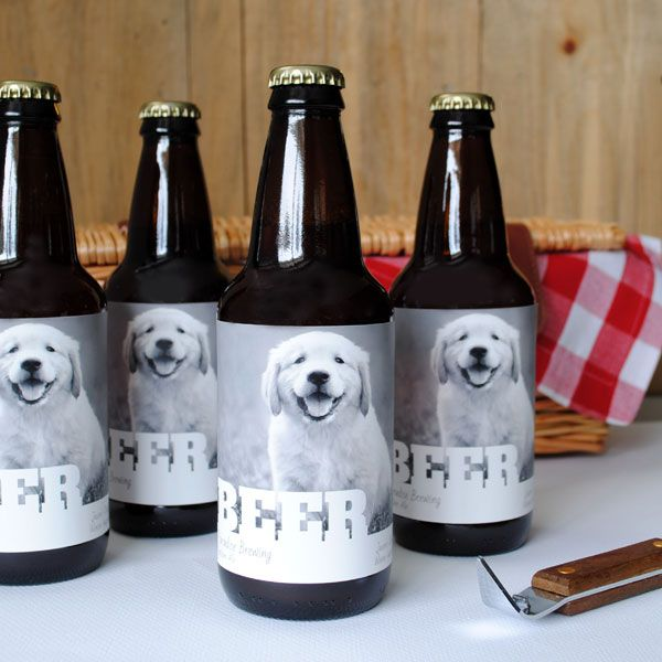 Add Your PetS Photo To A Beer Label Use Our Online Design Studio