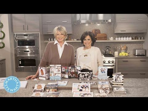 Make the Holidays More Personal with Photos - Martha Stewart