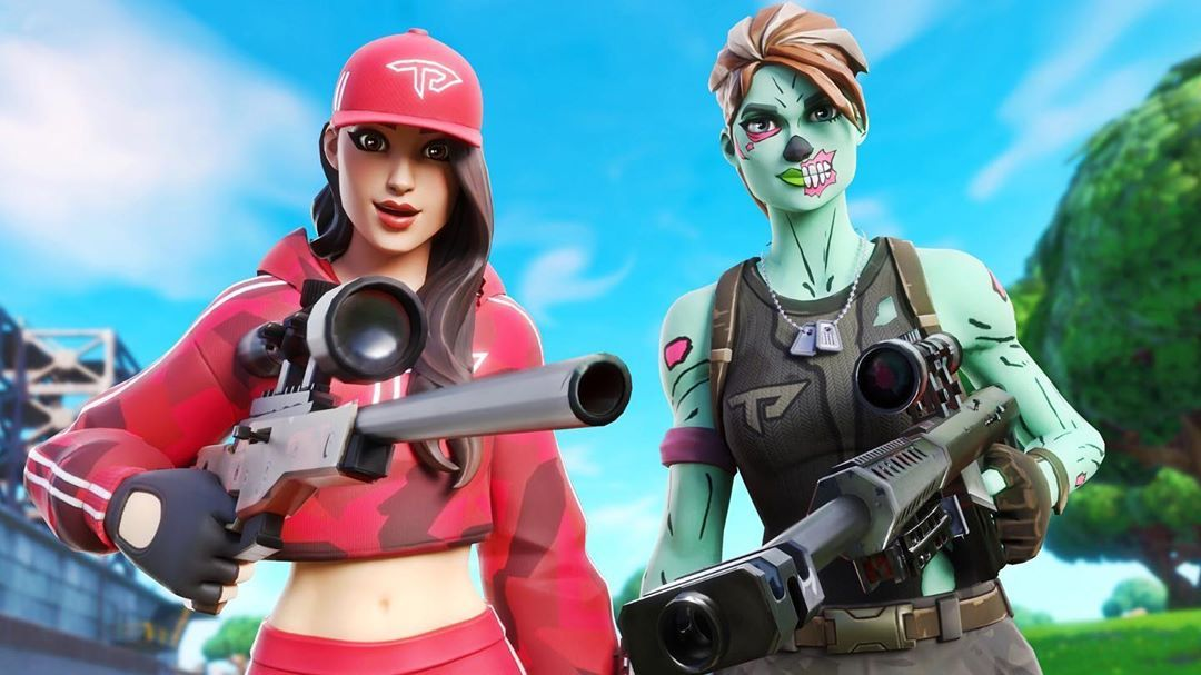 Fortnite Thumbnails Edits はinstagramを利用しています Ruby Ghoul Credit Natedzns Via Twitter In 2020 Fortnite Thumbnail Gamer Pics Best Gaming Wallpapers