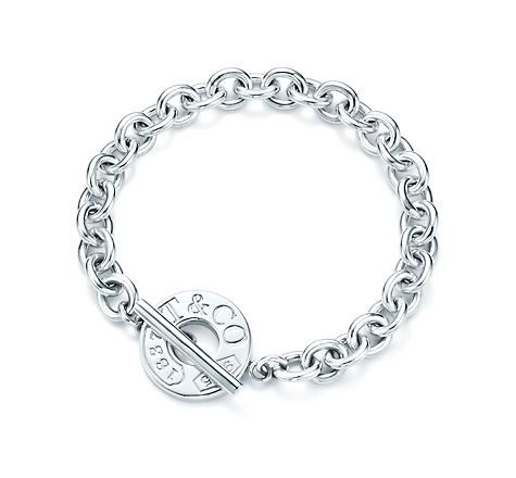 7fb040c41 Tiffany & Co. | Item | Tiffany 1837™ toggle bracelet in sterling silver. |  United States. Find this Pin and more ...