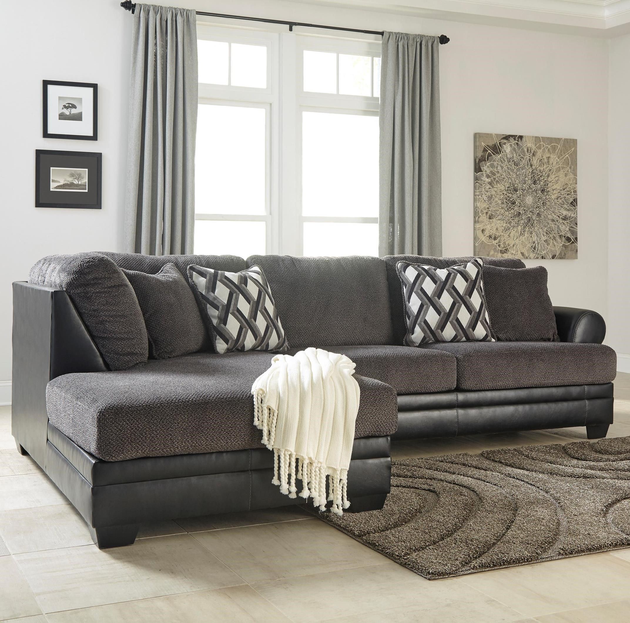 Kumasi 2 Piece Sectional with Left Chaise by Benchcraft
