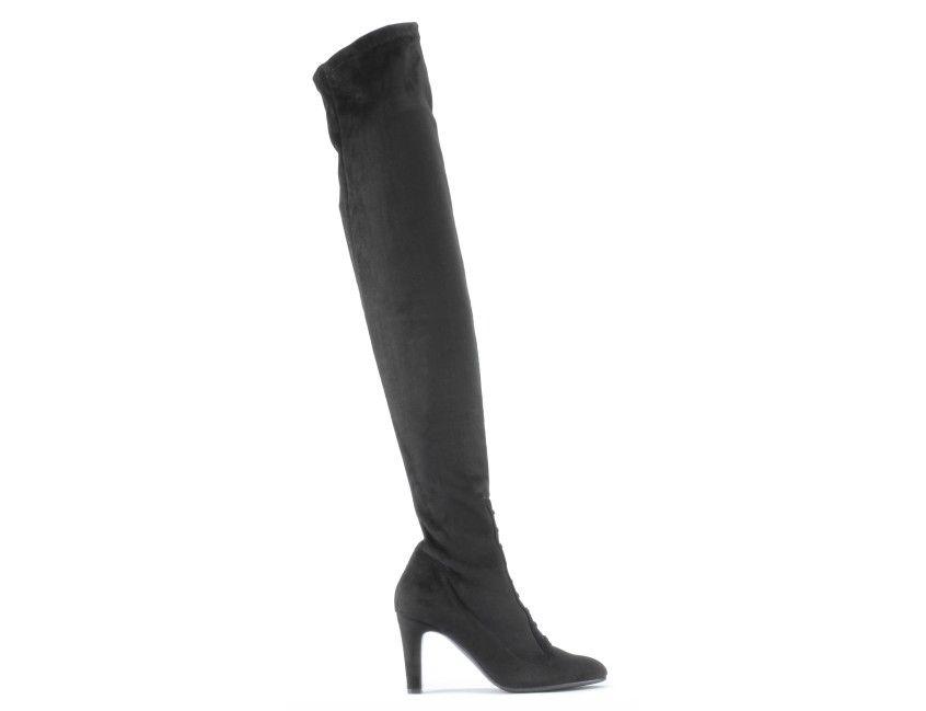 Kozaki Baldowski Boots Heels Stiletto Boot