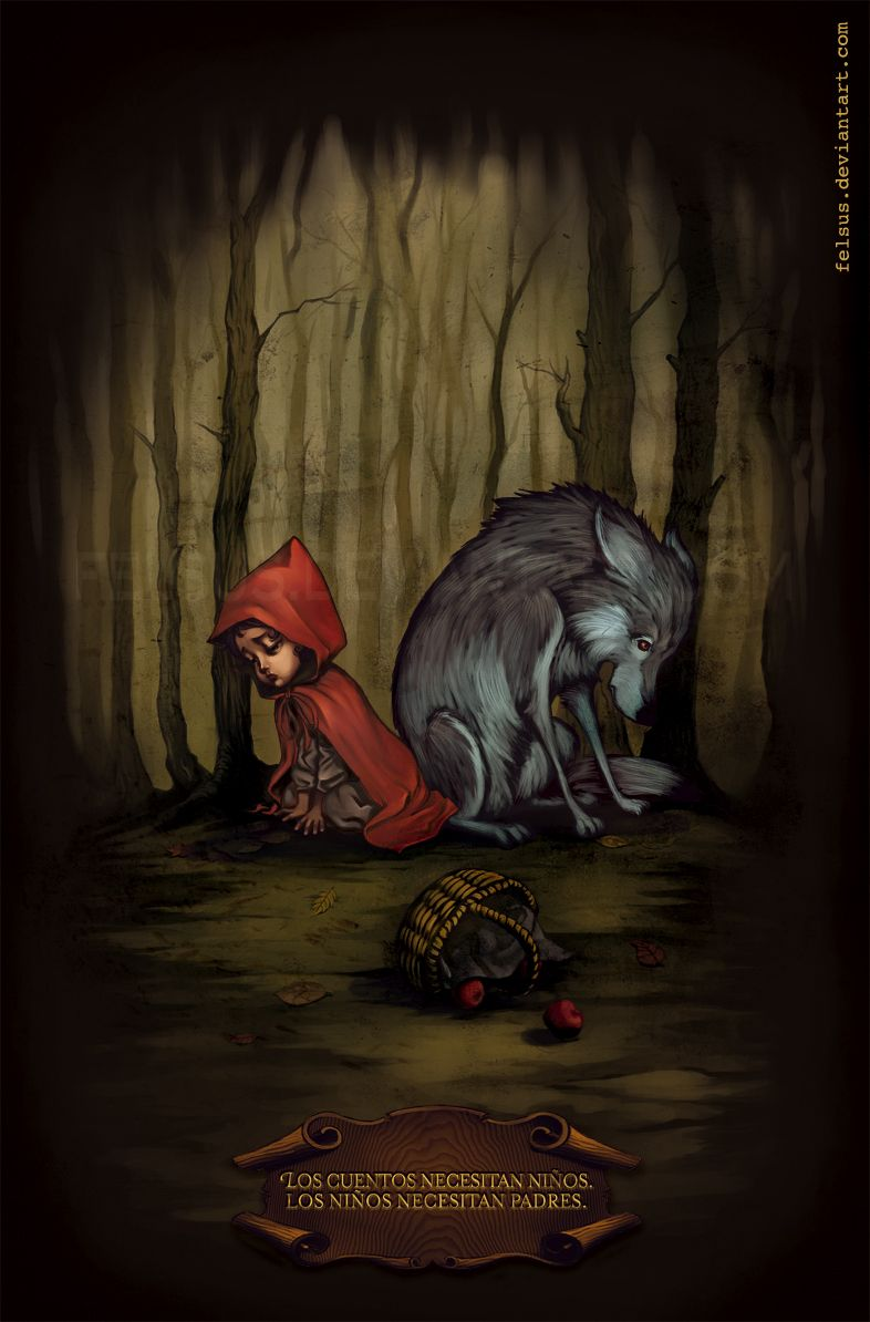 Pin On Little Red Riding Hood