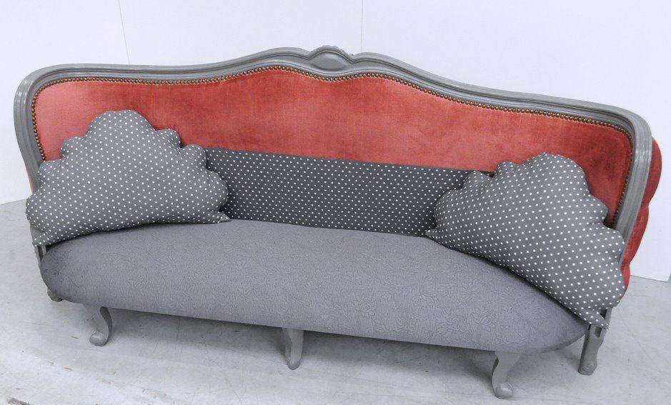 petite banquette partir d 39 un pied de lit au rebut par. Black Bedroom Furniture Sets. Home Design Ideas
