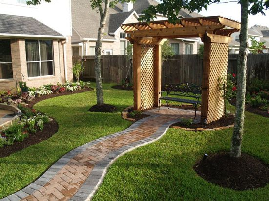 Pavers Pavestone Patios and FlagStone Patios in Texas path