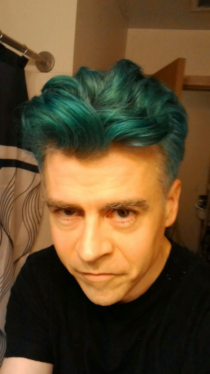 Not easy being green character inspiration pinterest hair
