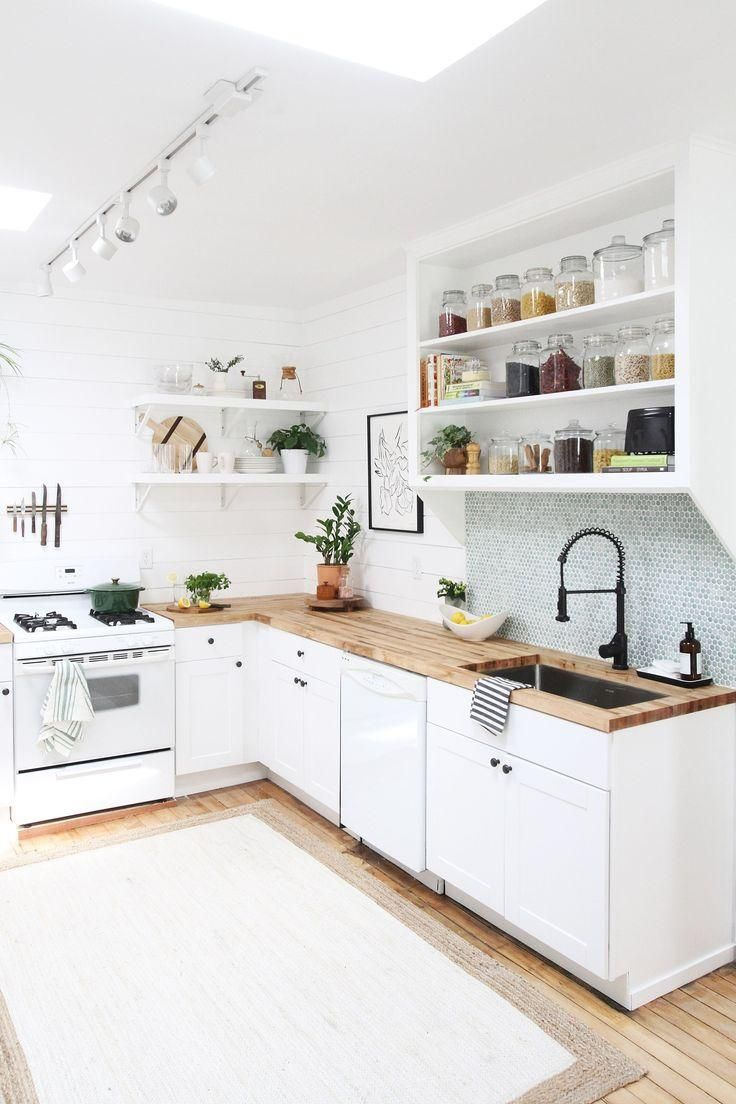 Our Recent Kitchen Makeover Has An Unbelievably Small $6K Price Tag  - Inspirationen -