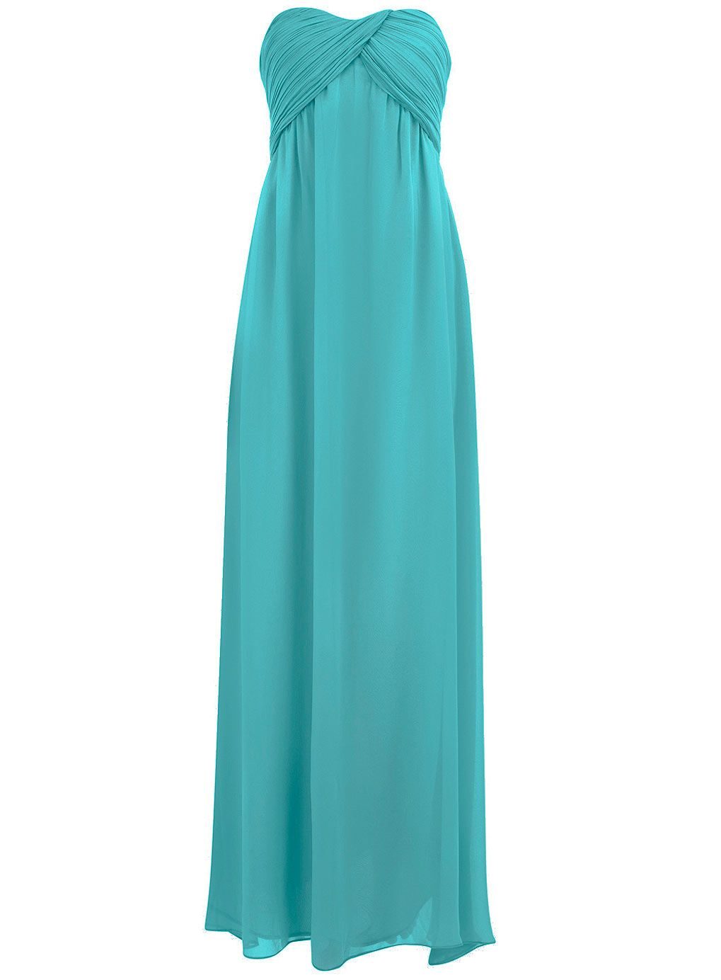 Collection Turquoise Maxi Dresses Pictures - Reikian