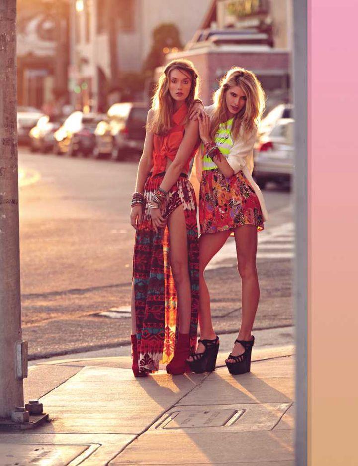 Modern hippie clothing tags gypsy junkies hippie hippie style spring 2013 summer 2013 - Style hippie chic femme ...