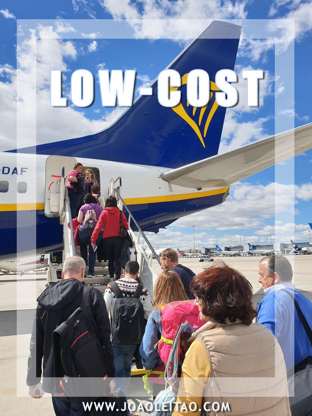List Of All The Lowcost Airlines In The World Listed By