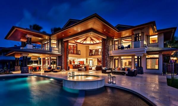 Rich Life On Twitter Luxury Beach House Mansions Dream Beach Houses
