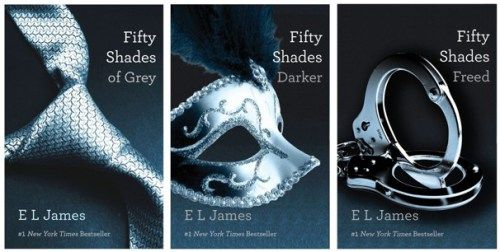 50 Shades of Grey Trilogy!