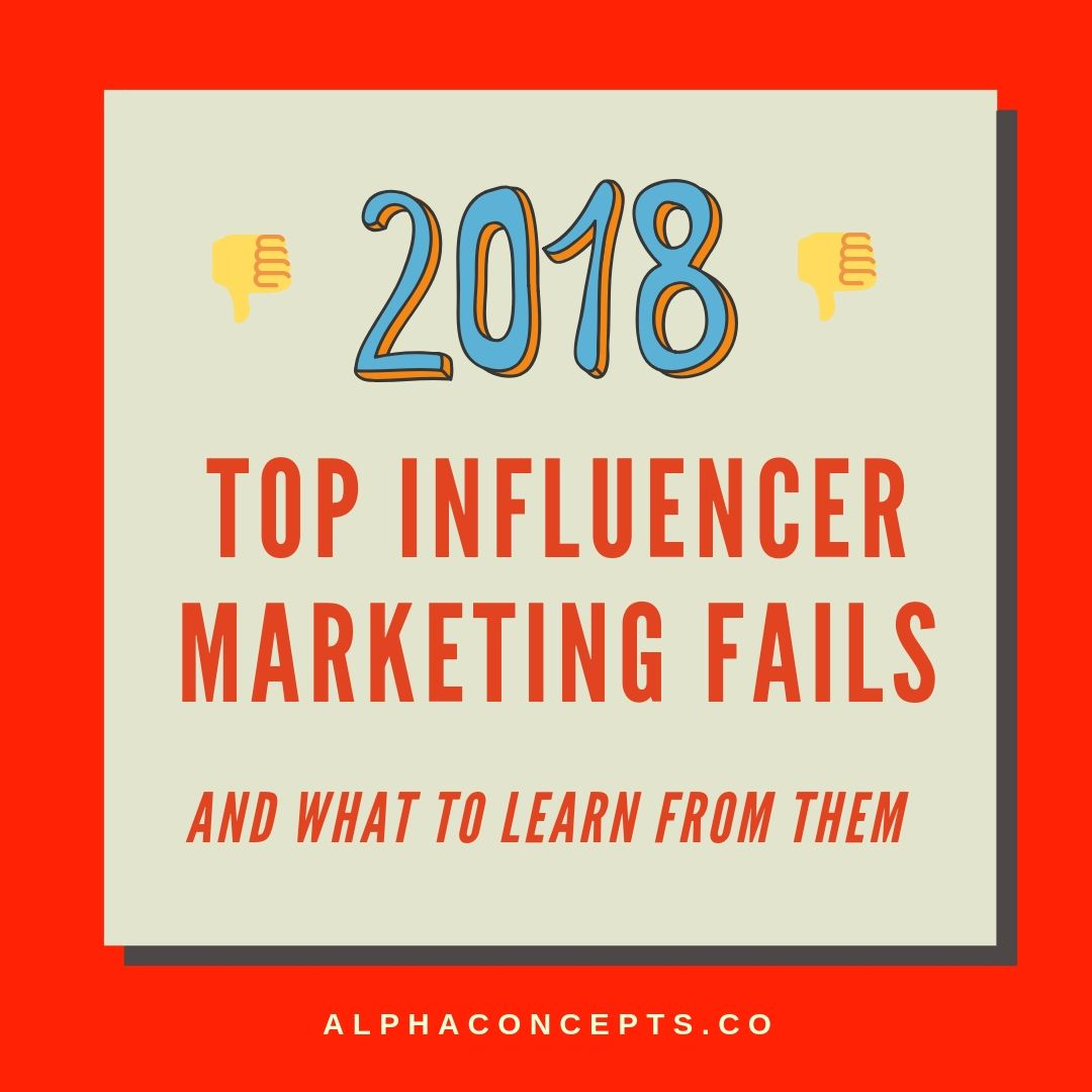 Influencer marketing may be considered a blessing, but some