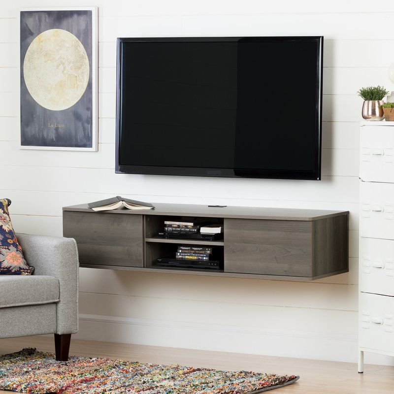 Agora Floating Mount Tv Stand For Tvs