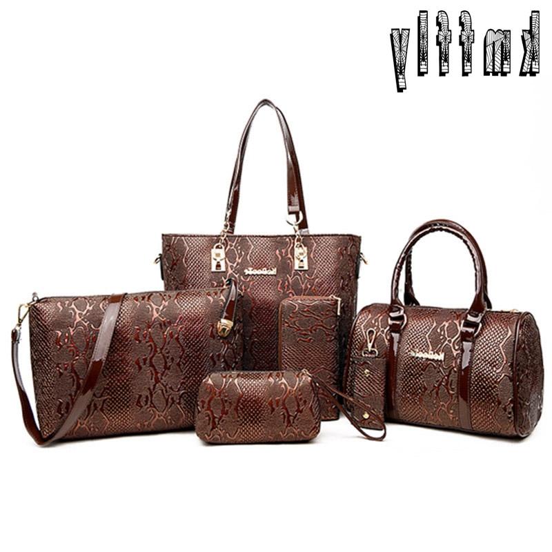 31.28$  Watch now - https://alitems.com/g/1e8d114494b01f4c715516525dc3e8/?i=5&ulp=https%3A%2F%2Fwww.aliexpress.com%2Fitem%2FWomen-Leather-Handbag-Messenger-Composite-Bags-5-Sets-Ladies-Designer-Handbags-Famous-Brands-Fashion-Bag-For%2F32744522390.html - Women Leather Handbag Messenger Composite Bags 6 Sets Ladies Designer Handbags Famous Brands Fashion Bag For Female Classic Bag
