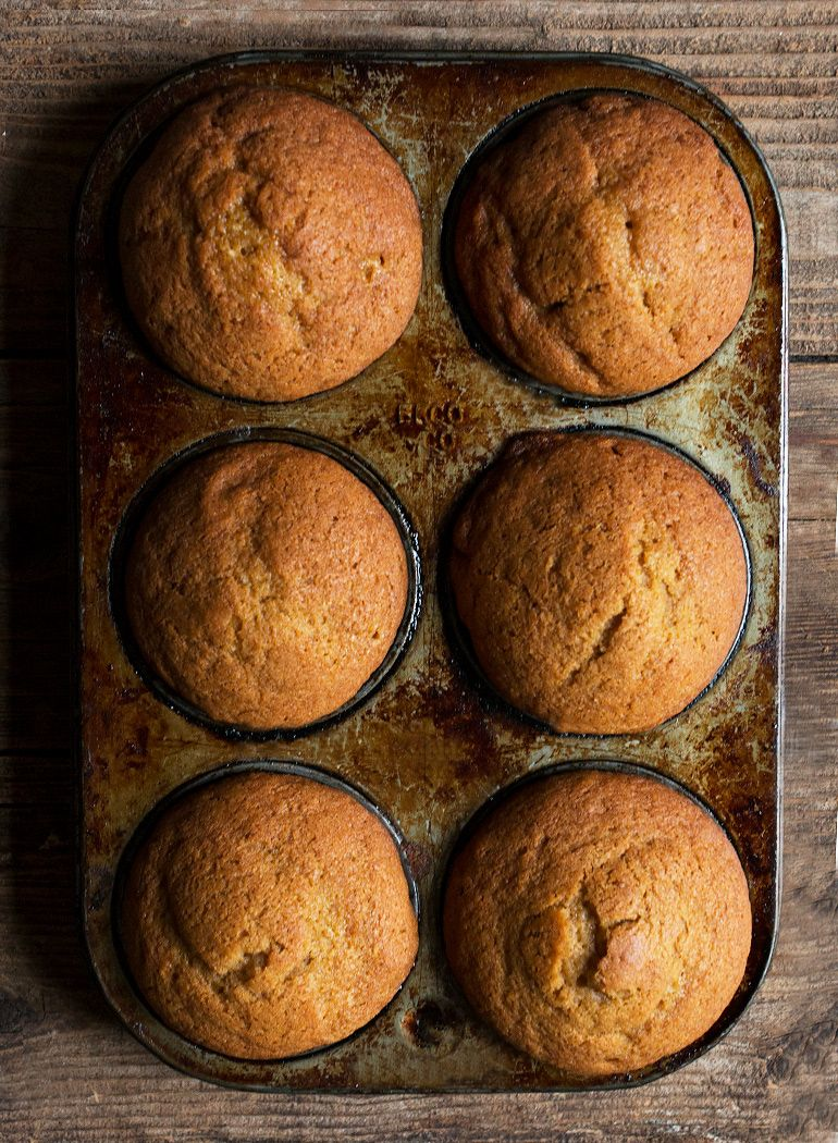 Simply Perfect Pumpkin Muffins