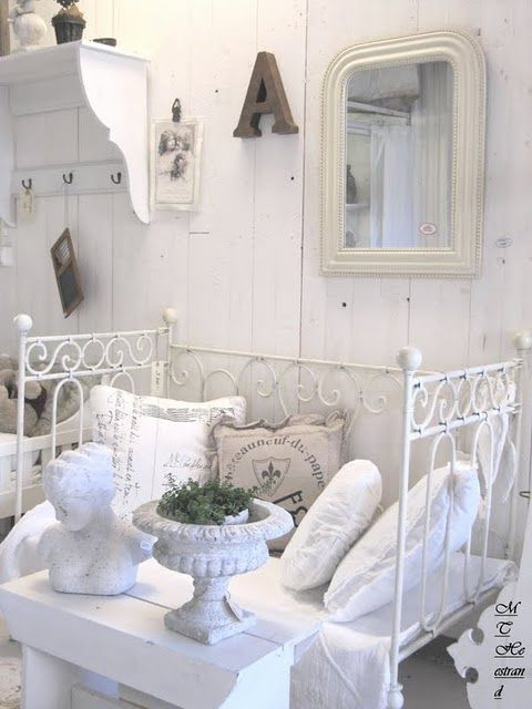 Lovely French Day Beds Available At American Home Garden In