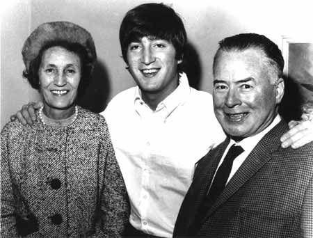 Mary Elizabeth Mimi Stanley Smith 1906 1991 Find A Grave Memorial John Lennon Beatles John Lennon Beatles John