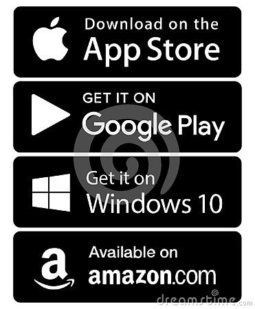 Download icons app store google play windows