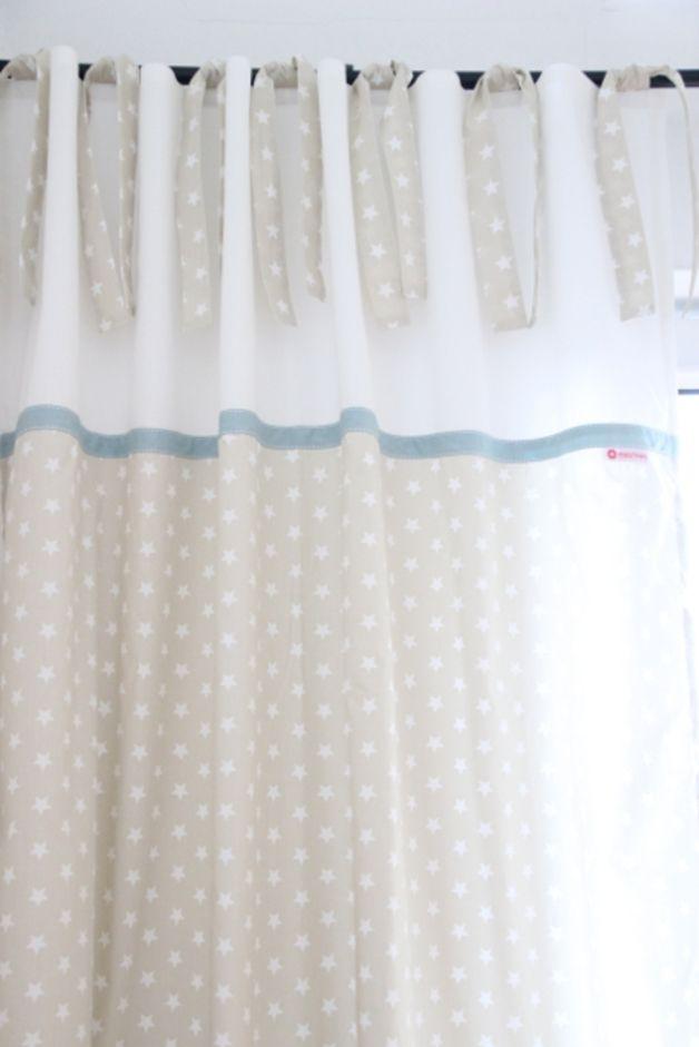 gardinen kinderzimmer beige pauwnieuws. Black Bedroom Furniture Sets. Home Design Ideas