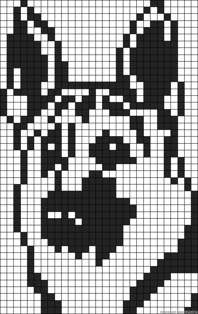 épinglé Par Baret Maya Sur Dessin Pixel Dessin Pixel
