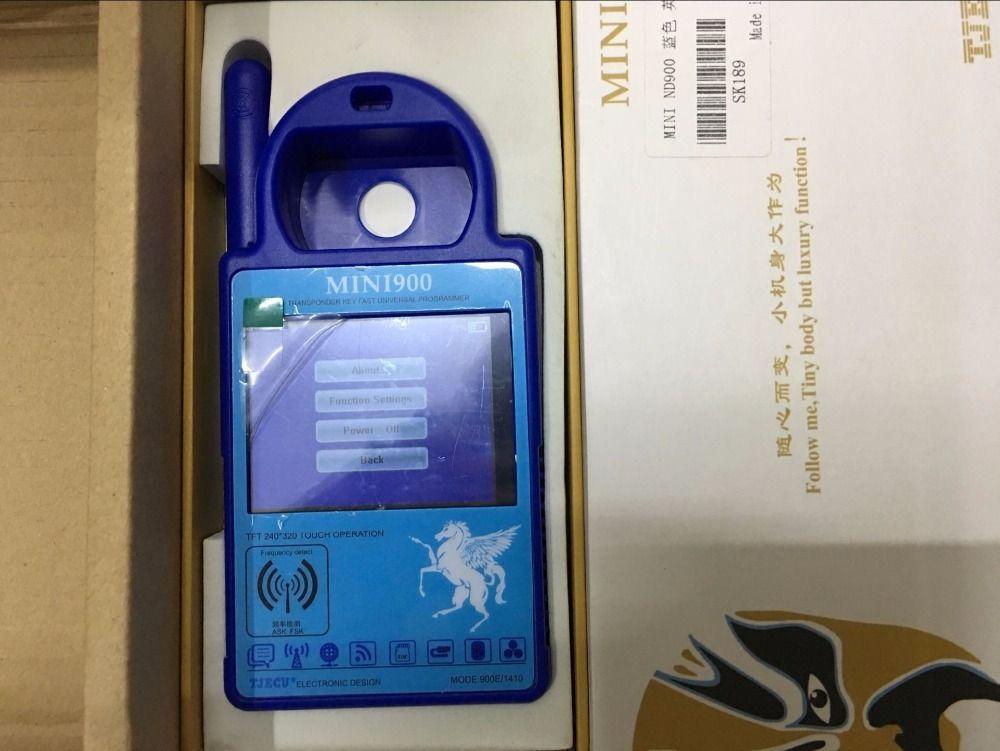 2071 V1 13 Version mini ND900 Transponder Key Programmer for