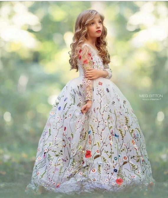 e41fb1533 Elegent girl dress fabric tulle guipure lace fabric embroidery party dress  fabric alencon lace frenc