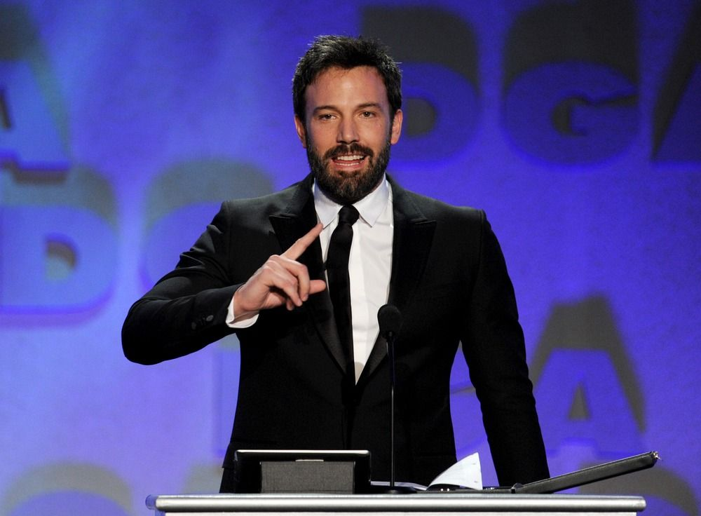 Ben Affleck wins Directors Guild award as 'Argo' hurtles to Oscars (Photo: Kevin Winter / Getty Images)