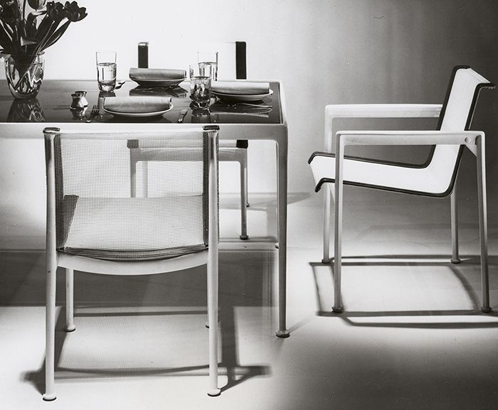 Richard Schultz Always Pioneering 1966 Dining Table Pc Knoll