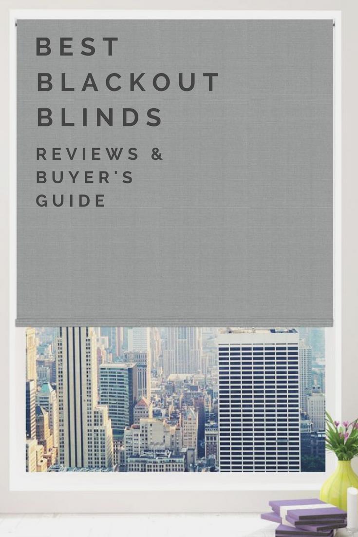 Best blackout blinds reviews, comparison table, and